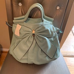 NWT Light Green Bag